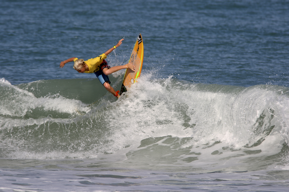 Braeden Kopec. Photo: Dugan
